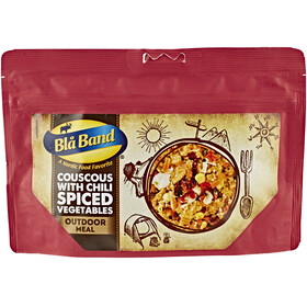 Bla Band Outdoor Meal Outdoor Nutrition Couscous with Chili Spiced Vegetables 151g